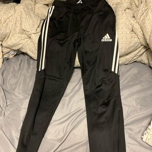 Black adidas sweatpants/joggers!